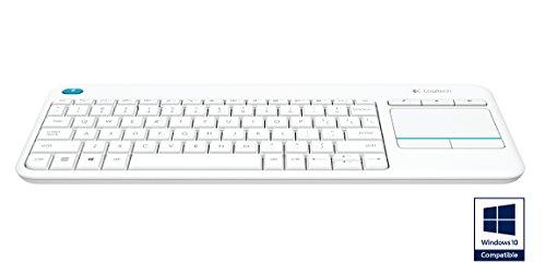 Logitech Touch K400 Plus Tastiera Wireless