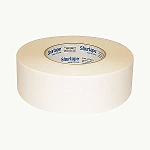 Shurtape PC-618 Industrial Grade Duct Tape: 2 in. x 60 yds. (White)