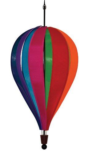 In the Breeze Rainbow Fabric Jumbo Hot Air Balloon