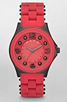Marc by Marc Jacobs MBM2590 Pelly Coral Silicone Watch