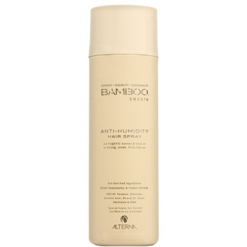 bamboo smooth anti humidity hair