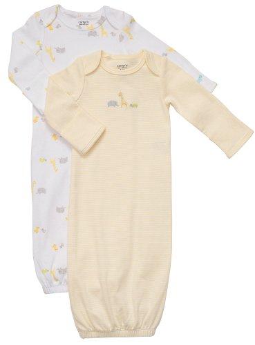 Newborn Sleep Gown front-1067211