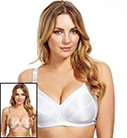 2 Pack Total Support Full Cup DD-G Bras