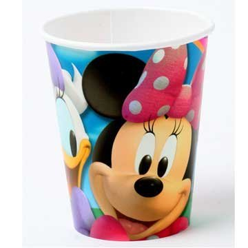 Minnie Mouse Cups 8ct - 1
