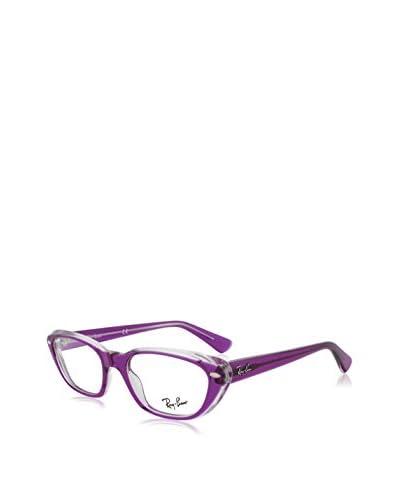 Ray-Ban Women's 5242 5254 Eyeglasses, Purple