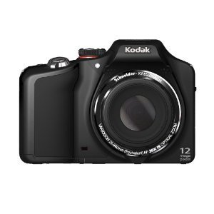 Kodak EasyShare Max Z990 - 1773662 - 12.0 MP Digital Camera with 30x Optical Zoom and 3.0-Inch LCD
