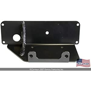 KFI Products 100650 Winch Mount for Polaris Sportsman 400/500/600/700 by KFI Products
