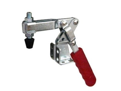 Smoker lid clamp, SIDE mount PUSH (1) BBQ toggle clamps Horizontal Handle Toggle Clamp (Bbq Pit Latches compare prices)