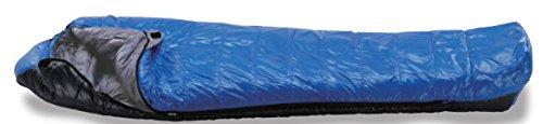 イスカ 寝袋 アルファライト 1300EX ブルー