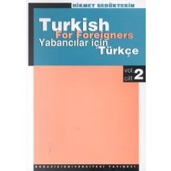 Turkish for Foreigners Vol: 2