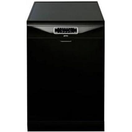 Smeg LVS329N Lave-vaisselle 49 dB A+ Noir
