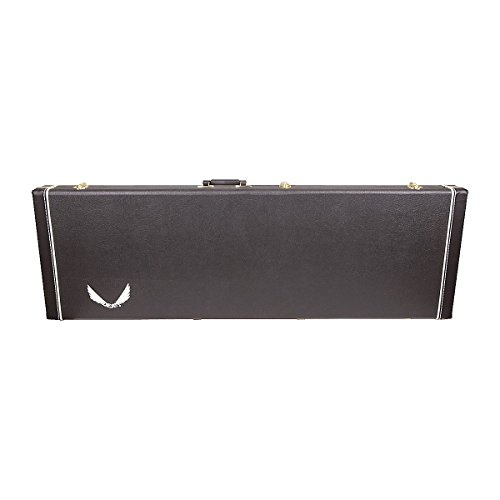 Dean Guitars DHS EB Deluxe Hard Shell Case for Dean Edge Series Electric Bass Guitars (Deans Bass Guitar compare prices)