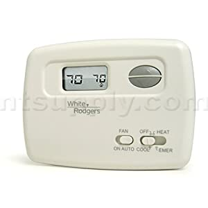 White-Rodgers Thermostat Comfort Set 1F79-111 ...