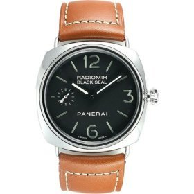 Panerai Men's PAM00183 Radiomir Black Seal Black Dial Watch