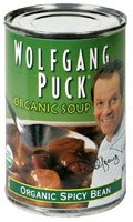 Wolfgang Puck Organic Spicy Bean Soup -- 14.5 oz Each / Pack of 12 by Wolfgang Puck