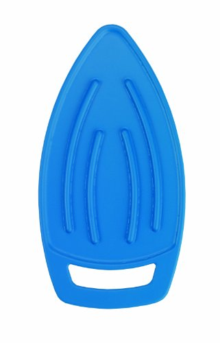 Brabantia 220043 Support Fer à Vapeur en Silicone Bleu