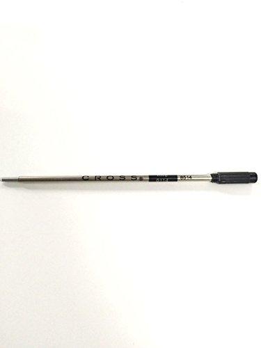 Cross Ballpoint Pen Refill, Fine Black - Lot de 6