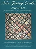 img - for New Jersey Quilts 1777-1950 - Contributions To An American Tradition - The Heritage Quilt Project Of New Jersey book / textbook / text book