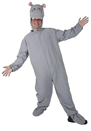 Adult Hippo Halloween Costume