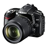 Nikon D90 w/18-55mm VR Lens Taxes Included!by Nikon