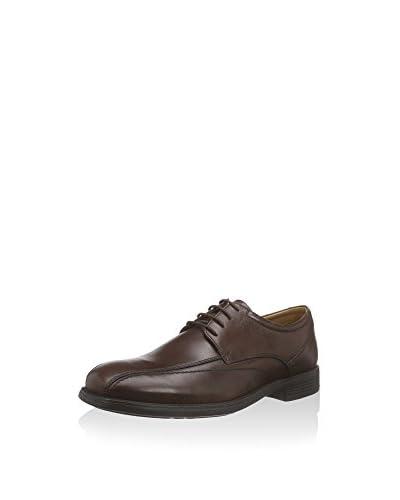 Manz Zapatos derby Pardo