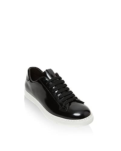 British Passport Zapatillas Negro