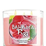 Bath and Body Works Bahama Fizz Three Wick Scented Candle 14.5 Oz