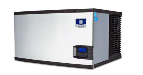 Manitowoc Iy-0606A Air Cooled 635 Lb Half Cube Ice Machine front-546487