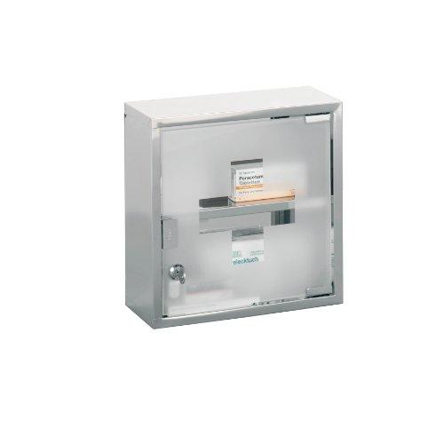 zeller-18110-armadietto-pronto-soccorso-in-acciaio-inox-30x12x30-cm