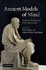 Ancient Models of Mind: Studies in Human and Divine Rationality