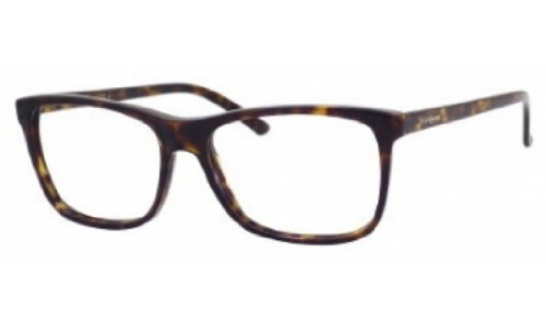 Yves Saint Laurent Yves Saint Laurent 6384 Eyeglasses-0086 Dark Havana-53mm