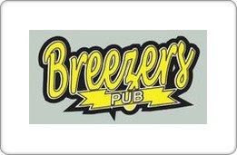Breezer's Pub Gift Certificate ($10)