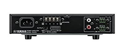 Yamaha PA2030 Switchable Compact Amplifier