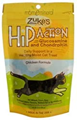 Hip Action, Cat Treat, Chicken Formula, 3 oz (85 g) by Zuke's
