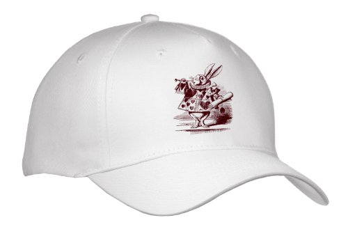 cap_179090 PS Vintage - White Rabbit from Alice in Wonderland - Caps
