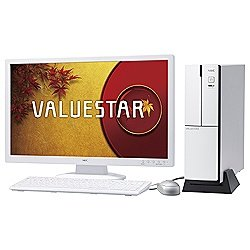 NEC VALUESTAR L VL750/NSW [Office付き] PC-VL750NSW (ホワイト)