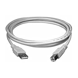 USB Printer Cable for HP PhotoSmart C4680 with Life Time Warranty