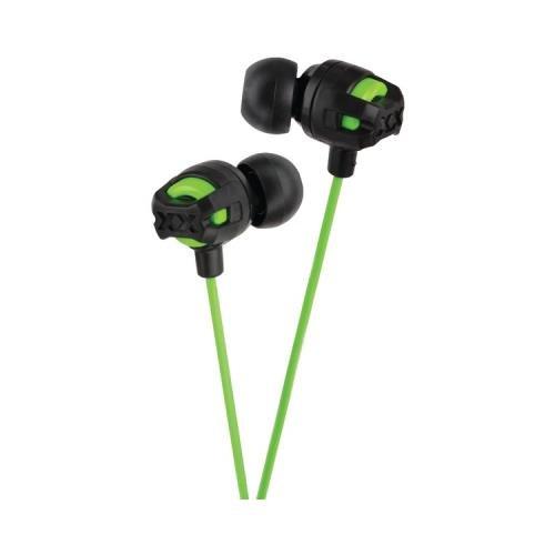 Jvc Hafx101G Xtreme Xplosives Inner-Ear Earbuds (Green)