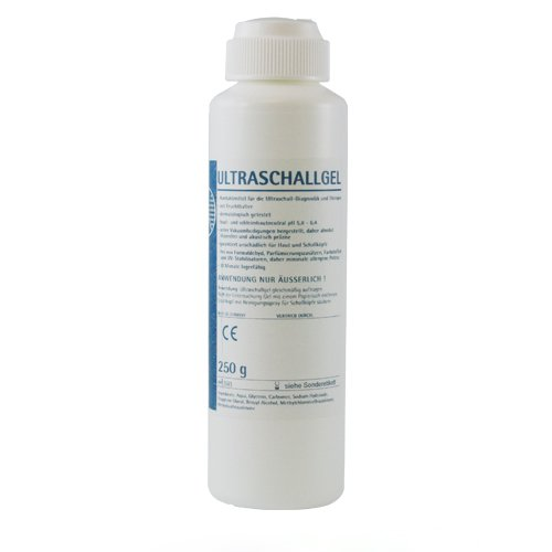 Ultraschall Gel 250 ml Ultraschallgel Gleitgel Sonogel deutsche Produkt