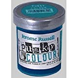 Jerome Russell Semi Permanent Punky Colour Hair Cream 3.5Oz Turquoise # 1440