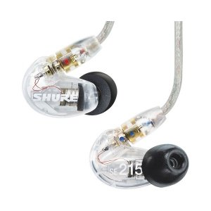 Shure SE215 Clear Sound Isolating Earphones