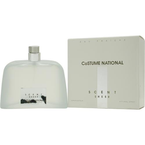 COSTUME NATIONAL SCENT SHEER by Costume National EAU FRAICHE SPRAY 1.7 OZ c n c costume national средняя кожаная сумка