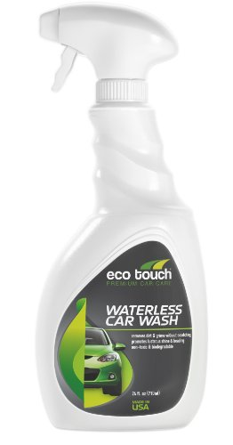 Eco Touch WCW24 Waterless Car Wash 24 oz