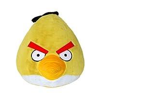 (历史最低)Angry Birds愤怒的小鸟 音乐玩偶16 Plush Yellow Bird With Sound,$15