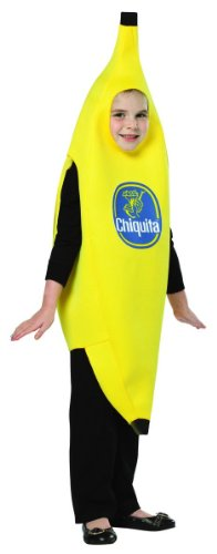 Chiquita Banana Costume Child