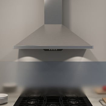 Valore Stainless Steel Summit Range Hood, 36 Inches
