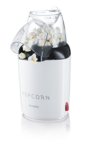 PC 3751 Popcornautomat, weiß