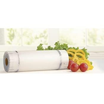 Set A Shopping Price Drop Alert For FoodSaver FSFSBF0534 8-Inch by 20-Feet Roll, 3 Rolls