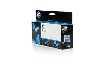 Encre hP original no 72 c9374A - 1-cartouche d'encre-gris - 130 ml pour designJet t 1100 pS 24 inch