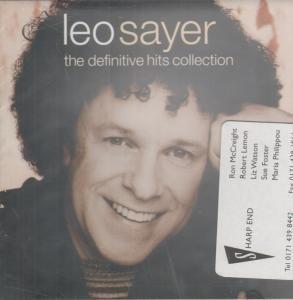 LEO SAYER - Definitive Hits Collection - Zortam Music